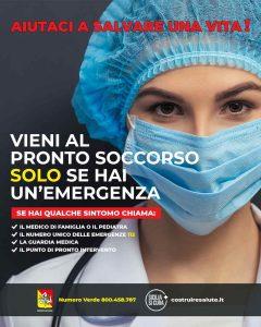 Clinica Gretter regione Sicilia Covid19 pronto soccorso anteprima news