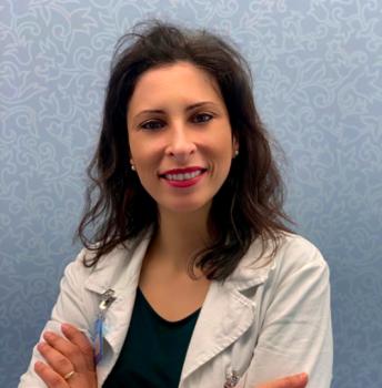 Valentina Marotta Responsabile radiologia clinica Gretter Catania